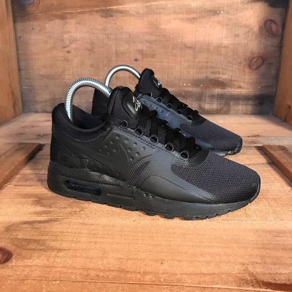 on sale 8aa71 814a5 NEW Nike Air Max Zero Triple Black. M 5b3bf6259fe486259454c4c2